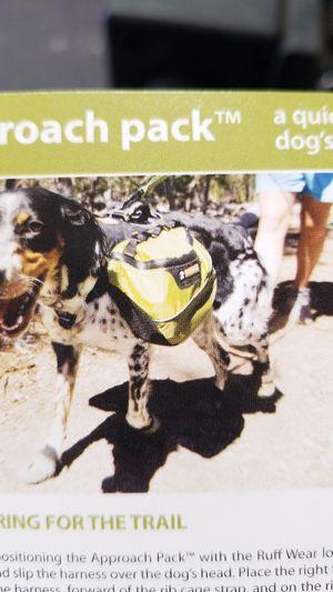 Dog Trail Back Pack for Sale in Lodi, CA