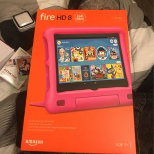 amazon fireHD 8 kids edition for Sale in San Diego, CA