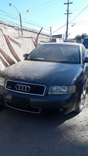 2002 Audi A4 1.8 T for Sale in San Jose, CA