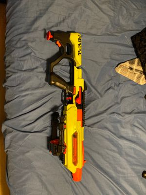 Nerf gun rival for Sale in South Charleston, OH