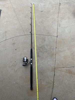 Shakespeare ugly stick fishing pole with Quantum opex reel for Sale in Glendale, CA