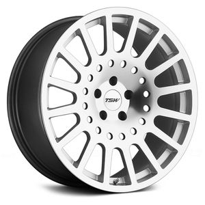 TSW Holeshot 19x8 brand new rims for Sale in Silver Spring, MD