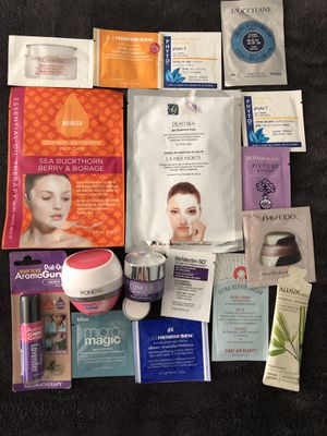 Beauty lot sample sizes for Sale in Oceanside, CA