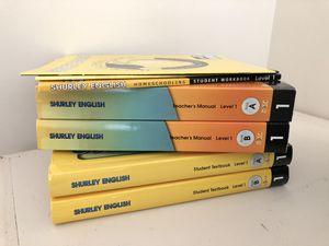 1st Grade Homeschool Curriculum- English for Sale in Montgomery, AL