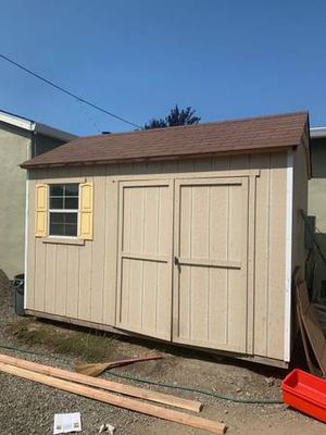8'x12'' Budget shed/room/office for Sale in Oakland, CA