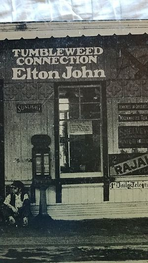 Elton John- Tumbleweed Connection LP for Sale in Woodbine, MD