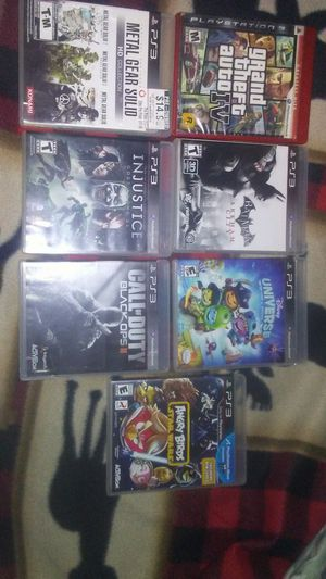 New ps3 games for Sale in Hannibal, MO