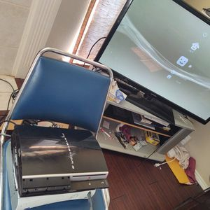 Ps3 Console Working Great 15 Games 2 Controllers for Sale in Plano, TX