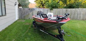 2007 Bass Tracker Pro 175 for Sale in Virginia Beach, VA