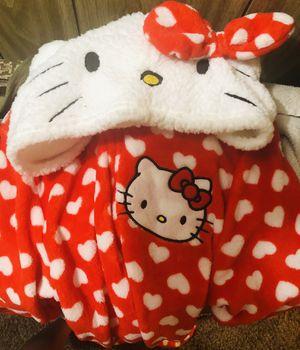 New L Hello Kitty Super Soft Sleeper/onesie for Sale in Mesa, AZ