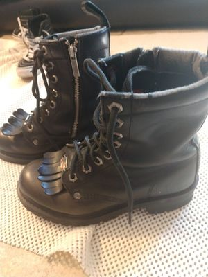 Harley Davidson women's boots for Sale in San Diego, CA
