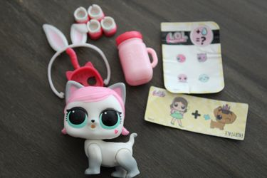 LOL Surprise Fashion Doll Pets Series 3 Kit-Tea with Bunny Ears for Sale in Long Beach,  CA