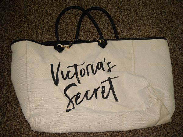 Coach and Victoria secret hobo bag