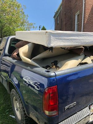 Trash removal evictions clean outs property management dump runs for Sale in Halethorpe, MD