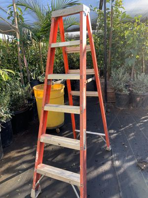 Ladder 6ft for Sale in Redlands, CA
