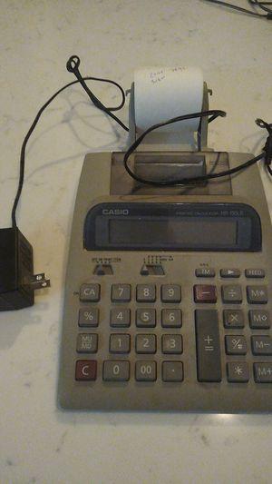 Casio calculator for Sale in Darien, IL