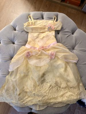 Disney Store Belle Dress for Sale in Chula Vista, CA