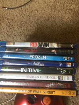 Blu-ray DVD's (Bundle) for Sale in Washington, DC