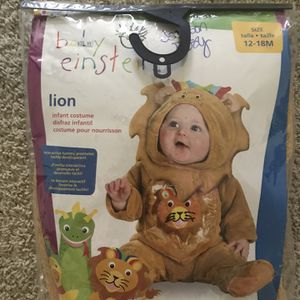 Baby Einstein Lion costume In excellent Condition 🦁 for Sale in Irvine, CA