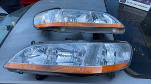 98 Honda Accord head lamp lights parts for Sale in Tacoma, WA