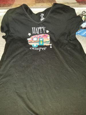 Happy camper nightgown..new for Sale in Bolingbrook, IL