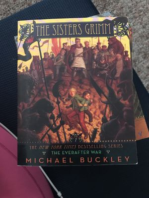 Sisters Grimm series book 7 for Sale in Eau Claire, WI
