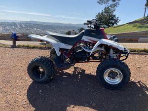 2004 Yamaha Banshee 350cc 2 stroke for Sale in San Francisco, CA