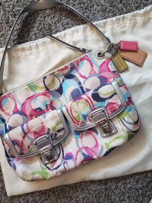Coach hippie crossbody messenger bag for Sale in Colorado Springs, CO