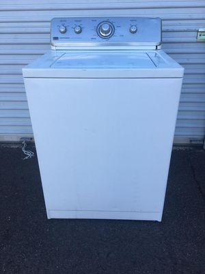 Maytag washer in good condition works Everything very well clean and nice one month warranty deliver available for Sale in Tempe, AZ
