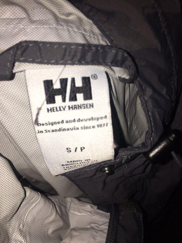 Helly Hansen size s