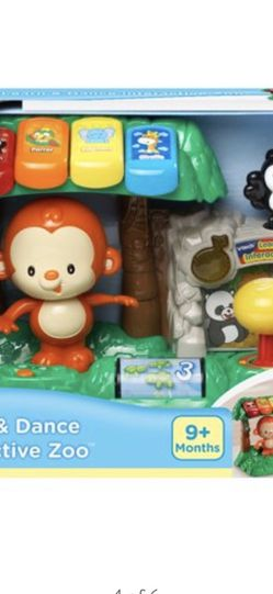 VTech Learn & Dance Interactive Zoo for Sale in West Sacramento,  CA