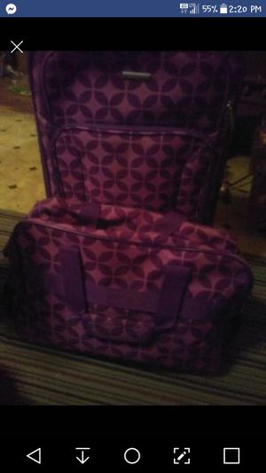 Travel bag and lap top bag for Sale in Pineville, LA