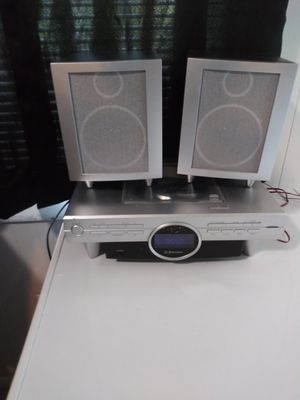 Cd player and radio for Sale in Mitchell, IL