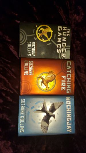The Complete Hunger Games 3 Book Set for Sale in Columbus, OH