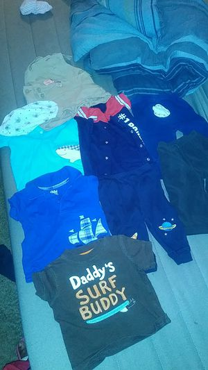 Infant Baby boy clothes. Size 6-9 months for Sale in Norfolk, VA