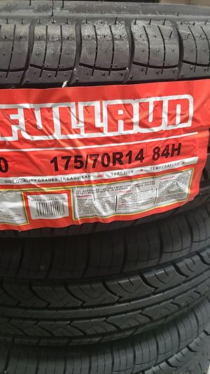 Fullrun 175/70r14 for Sale in Baldwin Park, CA
