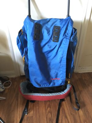 Camping backpack for Sale in Raleigh, NC