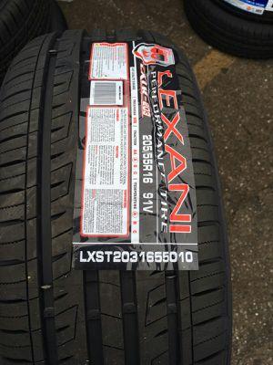 205 55 16 lexani tires for Sale in Santa Ana, CA