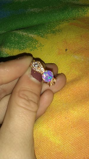 Rose gold, ring. for Sale in Pekin, IL