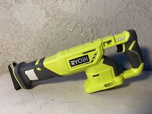 Ryobi reciprocating saw for Sale in San Bernardino, CA