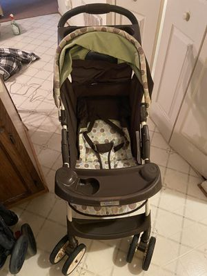 Baby Stroller and car seat carrier for Sale in Garner, NC