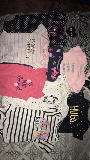 Newborn Baby Girl Clothes for Sale in Austin, TX