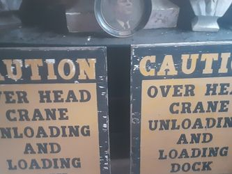 Antique Crane Signs for Sale in Trenton,  NJ