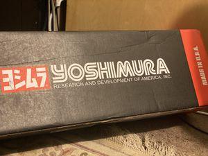 Yoshimura RS-2 Comp-Series Full System Carbon Fiber Muffler 2430522 for Sale in Long Beach, CA