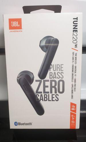 True Wireless Tune220 JBL Earbuds Headphones for Sale in Phoenix, AZ