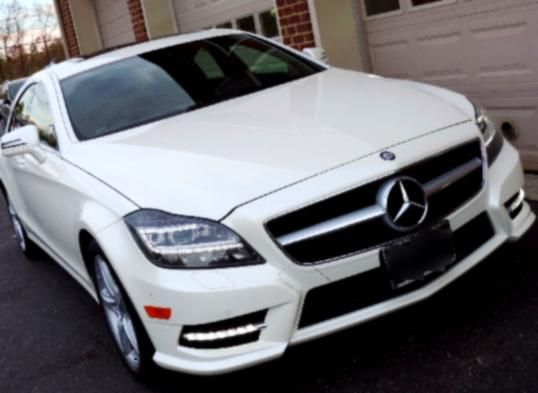 White CLS 14 550