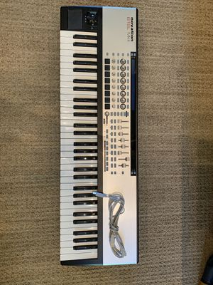 Novation 61SL MKII Piano Keyboard for Sale in Holladay, UT