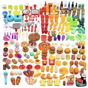 Catchstar Play Food Variety Toy Food Set Realistic Play Pretend Food Toy Colorful Plastic Food Durable Fake Toy Food Playset For Kids Girl Boy Toddler for Sale in Duluth, GA