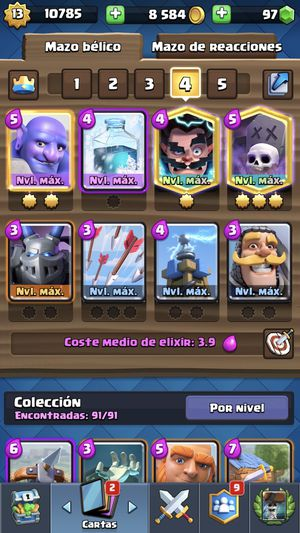 Clash Royale MAXED OUT ACCOUNT lvl 13 for Sale in Miami, FL