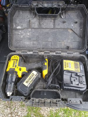 Dewalt drill for Sale in Dallas, TX
